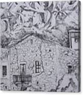 Adriatic Coast Canvas Print