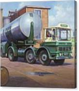 Aec Air Products Canvas Print