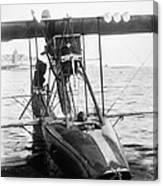 Aerial Torpedo, 1915 Canvas Print