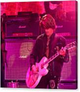 Aerosmith-joe Perry-00008 Canvas Print