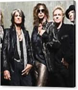 Aerosmith Canvas Print