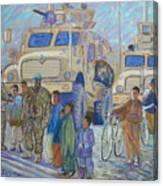 Afghanistan 2009 Canvas Print