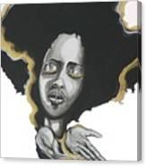 Africa On My Mind Canvas Print