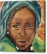 Africa Canvas Print