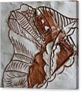 African Angel - Tile Canvas Print