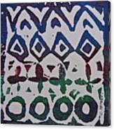 African Design  Canvas Print