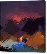 African Landscapes Canvas Print