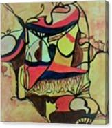 African Soul Canvas Print