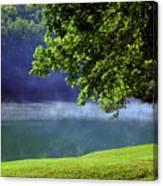 After A Warm Summer Rain Canvas Print
