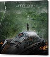 After Earth Movie 2013 Canvas Print