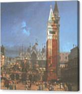 After St. Mark's Square Canvas Print