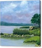 Afternoon At Pilgrim Canvas Print