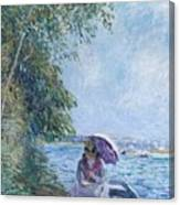 Afternoon In September Canvas Print