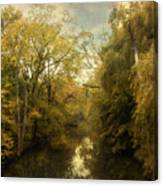 Afternoon Serenity Canvas Print