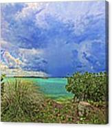 Afternoon Thunder Canvas Print