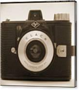 Agfa Clack Camera Canvas Print