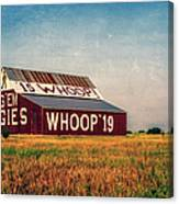Aggie Barn 2015 Canvas Print