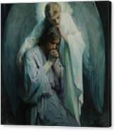Agony In The Garden, 1898 Canvas Print