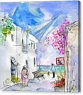 Agua Amarga 06 Canvas Print