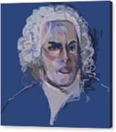 Ah, Bach Canvas Print