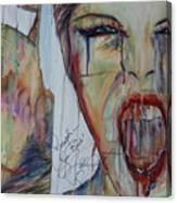 Ahhh Canvas Print
