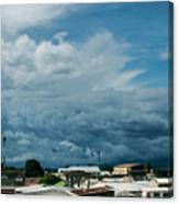 Ahuachapan Color 3 Canvas Print