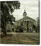 Aiken County Courthouse Canvas Print