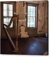 Aiken Rhett House Living Room Canvas Print