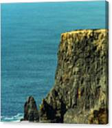 Aill Na Searrach Cliffs Of Moher Ireland Canvas Print