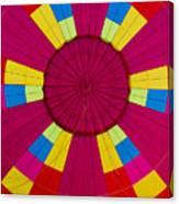 Air Balloon 1640 Canvas Print