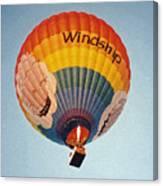 Air Balloon Canvas Print