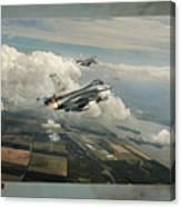 Air Defence Canvas Print