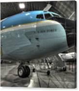 Air Force One - Boeing Vc-137c Sam 26000 Canvas Print