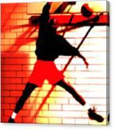 Air Jordan Where It All Started Canvas Print