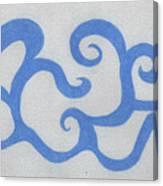 Air Speaks Canvas Print