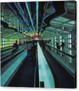 Airport 1 Canvas Print