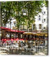 Aix En Provence Canvas Print