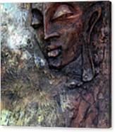 Ajanta Buddha 2 Canvas Print