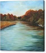 Ajax Marsh Canvas Print