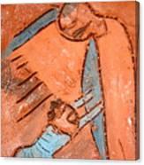 Akili - Tile Canvas Print