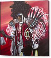 Akwesasne Mohawk Canvas Print