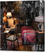 Al Capone Cell Canvas Print