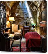 Al Capone's Cell - Scarface - Eastern State Penitentiary Canvas Print