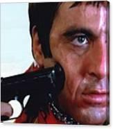 Al Pacino @ Scarface #1 Canvas Print