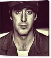 Al Pacino, Actor Canvas Print