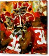 Alabama Celebrate Canvas Print