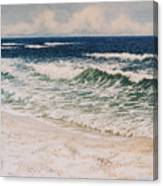 Alabama Coast Canvas Print