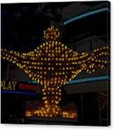 Aladdin Las Vegas Canvas Print