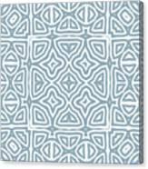 Alahambra Blue Canvas Print