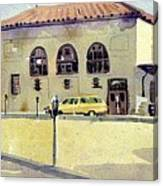 Alameda Post Office Canvas Print